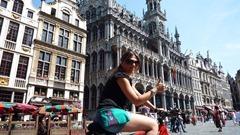 Bruxelles: Piazza Grande