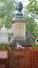 La tomba di Honore de Balzac