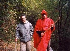 Tano e Salvo tra i monti di Montella