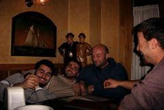 Al pub... anche i frati bevono