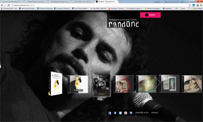 New Randone website